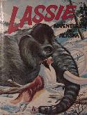 Cover for Lassie: Adventure in Alaska