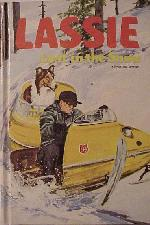 Cover for Lassie: Lost in the Snow