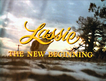 Lassie: The New Beginning poster