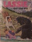 Cover for Lassie: Old One Eye