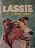 Cover for Lassie and the Shabby Sheik
