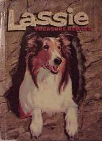 Cover for Lassie: Treasure Hunter